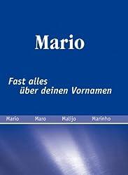 Mario - fast alles über deinen Vornamen