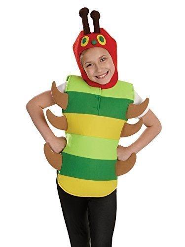 Caterpillar Tunic - Kids Costume 6 - 8 ()