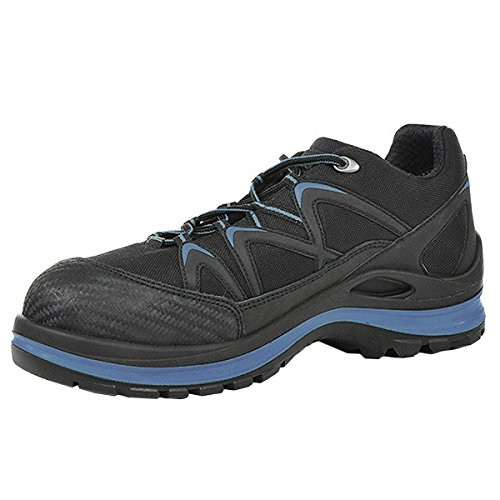 Lowa Innox Work GTX Blue Lo S3 multicolore(Black/Blue)