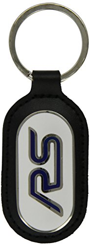 Preisvergleich Produktbild Richbrook NEU ORIGINAL FORD WHITE RS LEDER SCHLÜSSEL (FOCUS)