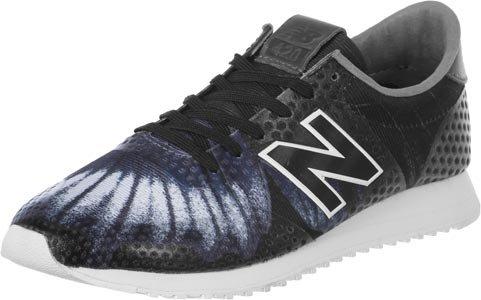 New Balance Wl420df, Baskets Basses Femme Noir