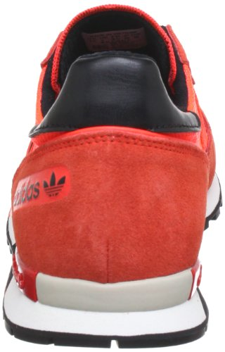 adidas Originals Phantom, Low-top homme Rouge - Rot (INFRARED / BLACK 1 / WHITE VAPOUR S11)