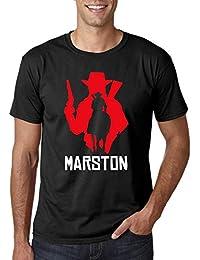 Desconocido Marston Read Dead Redemption - Camiseta Manga Corta