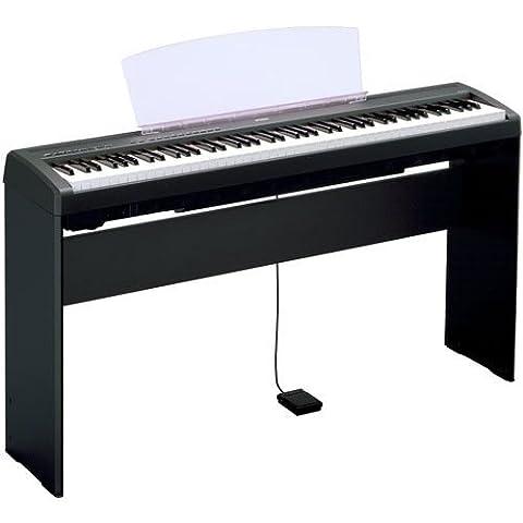 Yamaha - L85A - Support pour Piano/Clavier Numérique - Noir