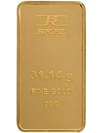 Bangalore Refinery 31.104 gm, 24k (999) Yellow Gold Bar