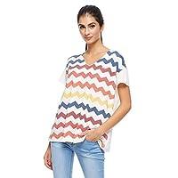 U.S Polo Assn. T-Shirts For Women XL, Ecru, Size XL