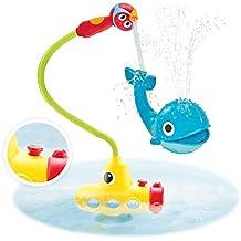 Yookidoo - Ballena spray submarino, juguete de baño (40142)