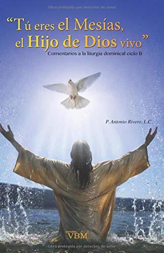 TÚ ERES EL MESÍAS, EL HIJO DE DIOS VIVO: Comentarios a la liturgia dominical ciclo B