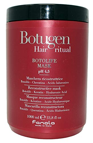 Fanola Botugen Hair system Botolife Mask ph 4,5, Reconstructive mask, 1000 ml -