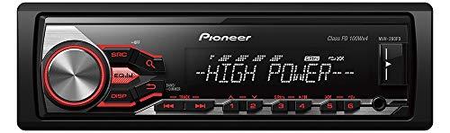 Oferta de Pioneer MVH-280FD MVH-280FD-Autorradio, Multicolor