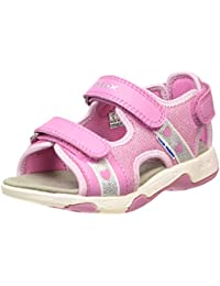 Geox Multy Girl B, Baby Girl's Sandals