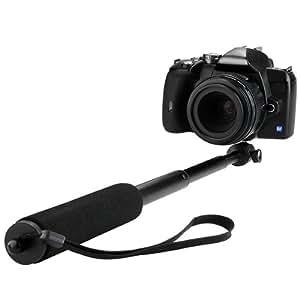 Erweiterbar Handheld Monopod Einbein Stativ für Digital Video Kamera GOPRO