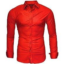 huge selection of 123f5 71680 camicia rossa - Spedizione gratuita via Amazon - Amazon.it