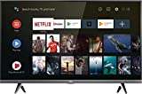 TCL 32ES560 Smart TV de 32 Pulgadas con HD, HDMI, USB, WiFi y sintonizador Triple, Color Negro