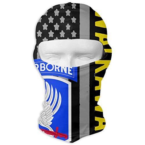 Jxrodekz 173. Airborne Brigade Combat Team Awesome #walkaway Movement Vollgesichtsmaske Winddichte ()
