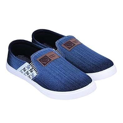 Hilux Slip on Denim Shoes For Men