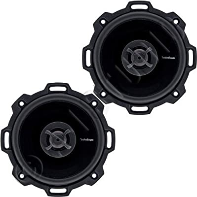 Rockford Fosgate Punch P142 4-Inch Full Range Coaxial Speakers by Rockford Fosgate