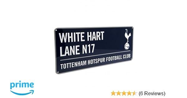 af5963af0 Tottenham Hotspur Colour Street Sign: Amazon.co.uk: Sports & Outdoors
