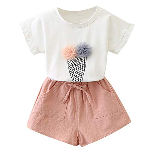 Girls Clothes Set,for 2-7 Years ...