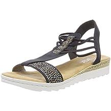 Suchergebnis auf Amazon.de für  rieker Sandalen blau 9b90203fa2