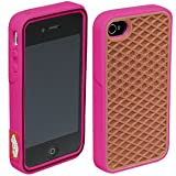 Vans Case Cover rosa/braun one size