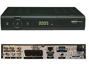 Digiquest 6670 HDTV USB PVR Kabelreceiver Schwarz