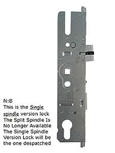 Maco - Mécanisme de porte pour portes anciennes - axe 35 mm/entraxe 92 mm - carré simple