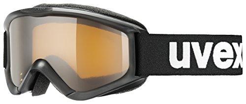 UVEX Kinder Skibrille speedy pro, Black Sl/Lg, One size, S5538192312