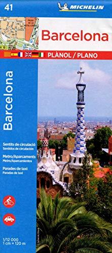 Barcelona - Michelin City Plan 41: City Plans (Michelin City Plans) par Michelin
