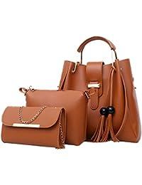 Scarpe it Amazon Borse borse Donna CAMEL tracolla e a BAG wAdd407Fq