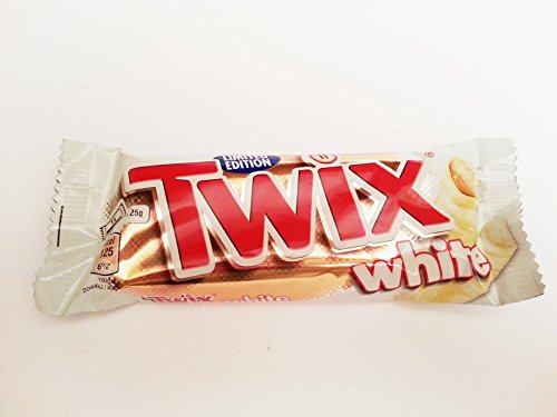 Twix White 46g LIMITED EDITION x 5