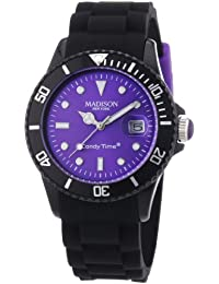 Madison - Herren -Armbanduhr U4486-01