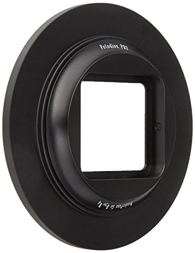 Fotodiox Pro WonderPana Go Filter Adapter Kit - GoTough Filter Adapter for GoPro Hero3+ and Hero4 Slimline Housing with 77mm Step-Up Ring