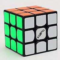 Valk 3,  3x3x3  Rubiks Cube  (Black Base)