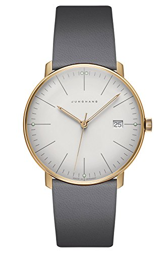 Junghans max bill Quarz Herrenuhr 041/7857.00