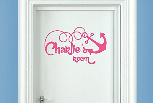 personalizzare-bambini-nave-di-ancoraggio-stanza-porta-vinile-adesivi-decals-rosa-altezza-25cm-x-lar