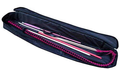 Diskrete Transporttasche für längere Spanking Toys - Rohrstöcke - Gerten - Peitschen