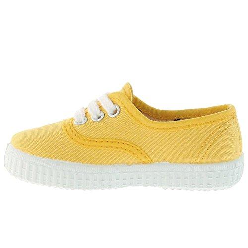 Victoria 06613Unisexe Sneaker Gelb (Amarillo)