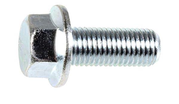 Flanged Head Hex 8.8 High Tensile M6,M8,M10 Zinc Steel Flanged Hexagon Bolts