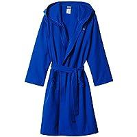 adidas MICRO BR Accappatoio da Uomo, Colore Blu (Blau), Taglia XL