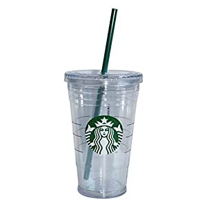 starbucks tumbler becher classic cold to go. Black Bedroom Furniture Sets. Home Design Ideas