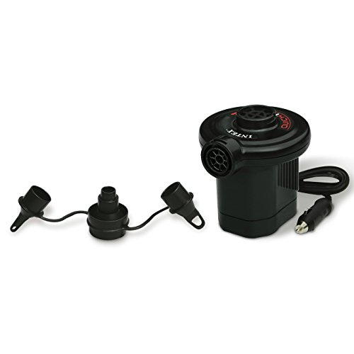 Intex 66626 - QuickFill Pumpe 12V (für unterwegs)