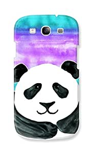 EYP Panda Pattern Back Cover Case for Samsung S3