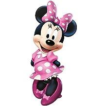 RoomMates Minnie Mouse Bowtique - Adesivo da parete riposizionabile, Disney, grande