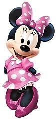 Idea Regalo - RoomMates Minnie Mouse Bowtique - Adesivo da Parete riposizionabile, Disney, Grande