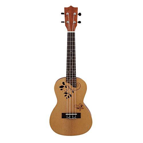 yibuy-24-inch-18-trastes-ukelele-hawaiano-guitarra-abeto-Sapele-madera-ratn-flores-Patrn-Madera-Color