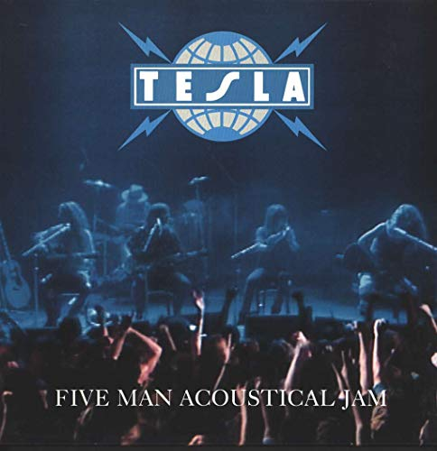 Five man acoustical jam (1990) [Vinyl LP]