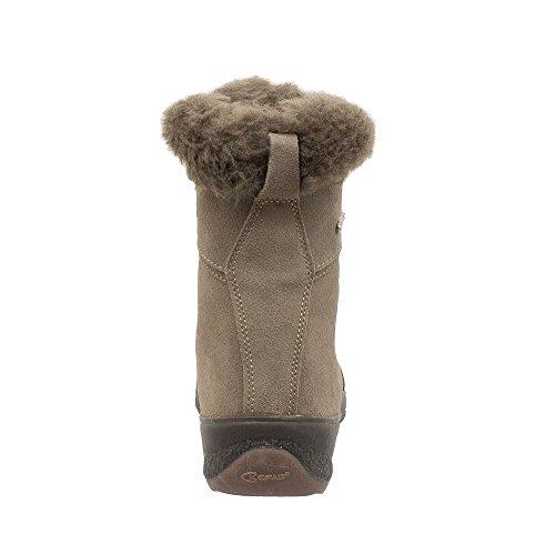 "Kefas - Stivali invernali donna 3223 ""Kalinka New"" Sabbia"