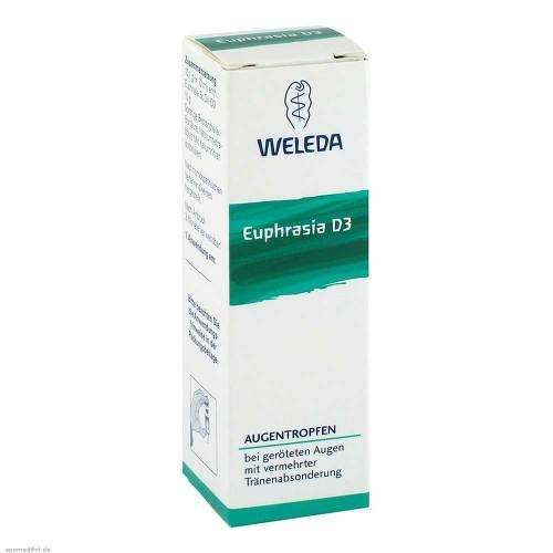 Euphrasia D3 Augentropfen 10 ml
