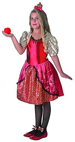 Rubies 3610239 Kostüm Mädchen rot